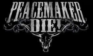 PeacemakerDieLogoBlack