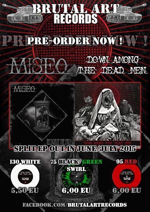 Miseo - The Dead Will Predominate