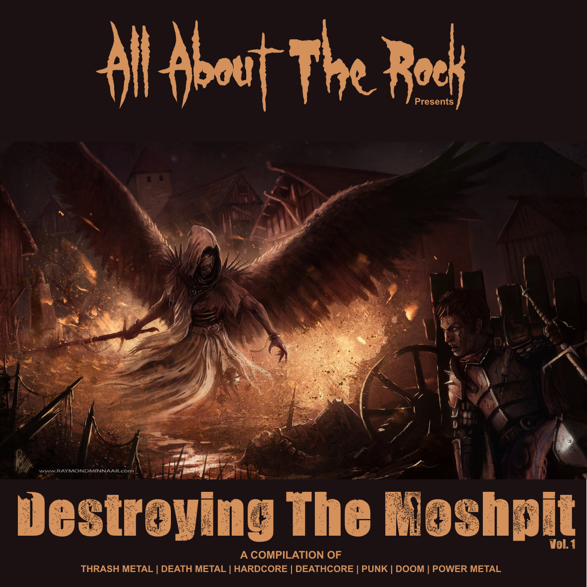 Destroying The Moshpit :: Vol.1