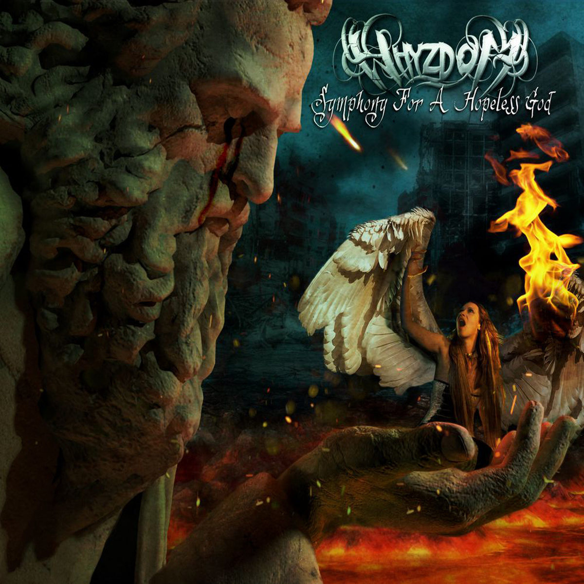 Whyzdom – Symphony For A Hopeless God
