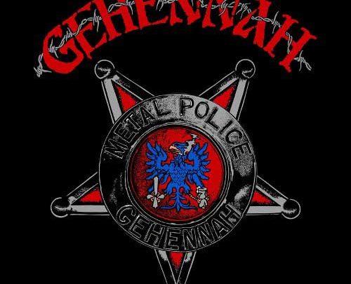 Gehennah – Metal Police