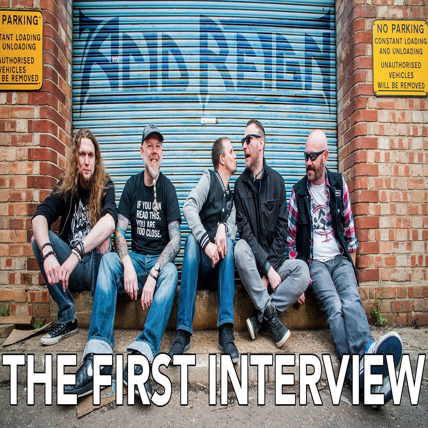 Bonus Podcast: Acid Reign Special  First Interview, New Line Up,  And New Music