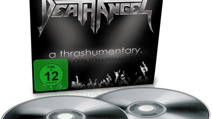 "DEATH ANGEL  to release 'A Thrashumentary"" DVD and live album."