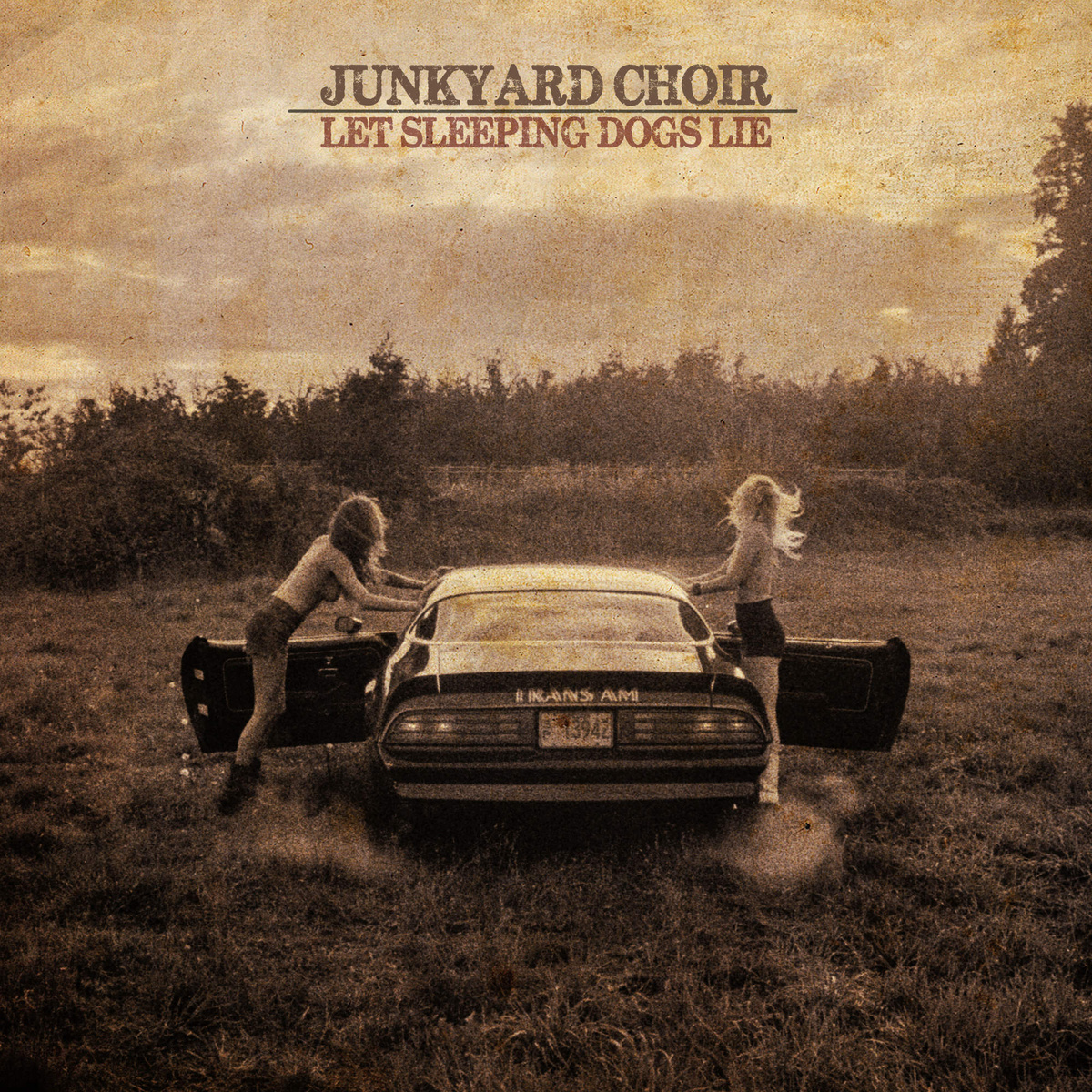 Junkyard Choir – Let Sleeping Dogs Lie