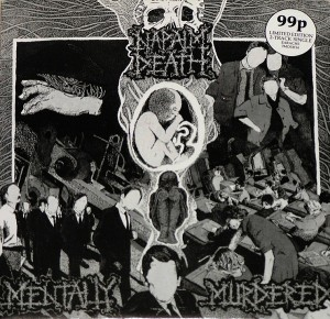 Napalm Death Mentally Murdered EP
