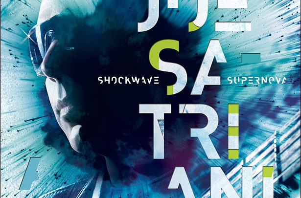 Joe Satriani – Shockwave Supernova album review