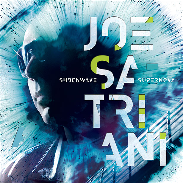 Joe Satriani – Shockwave Supernova album review