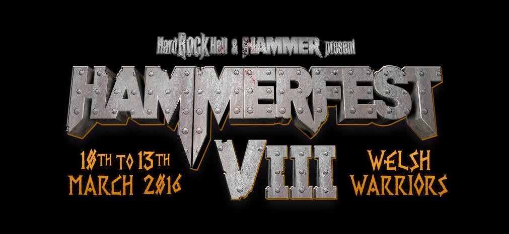 Turisas, Sorcerer and Evile head another batch of Metal for Hammerfest 8
