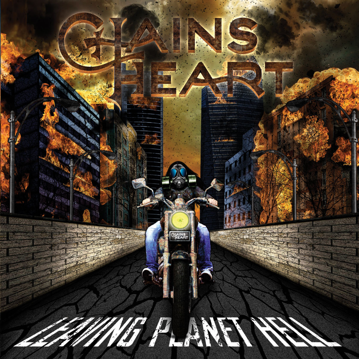 Chainsheart – Leaving Planet Hell