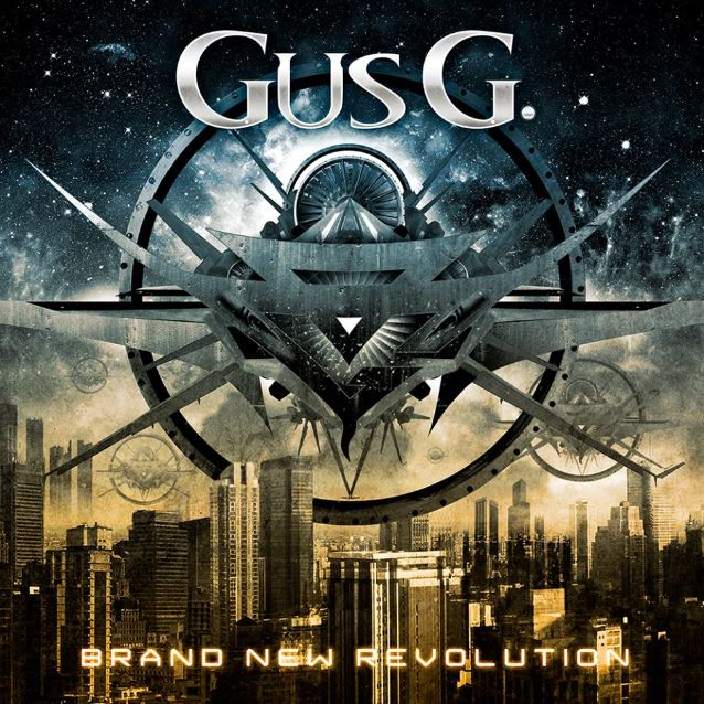Gus G – Brand New Revolution
