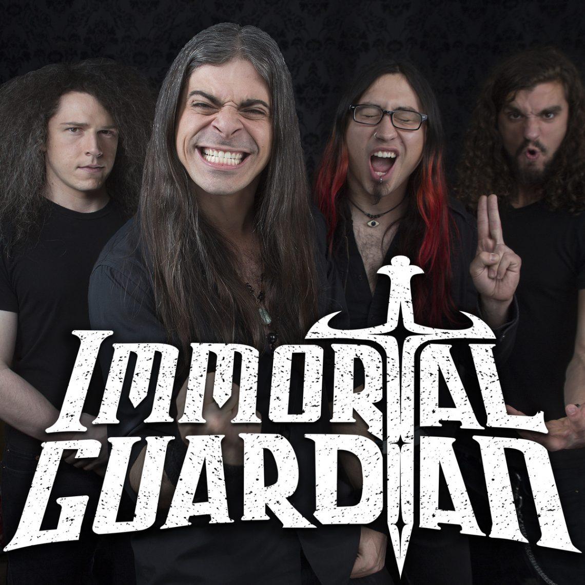 "IMMORTAL GUARDIAN Releases ""Walk Alone"" Video"