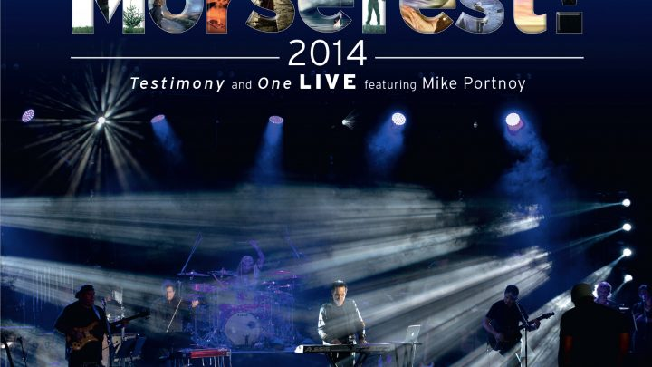 Neal Morse to release new live album – Morsefest 2014, Testimony And One Live