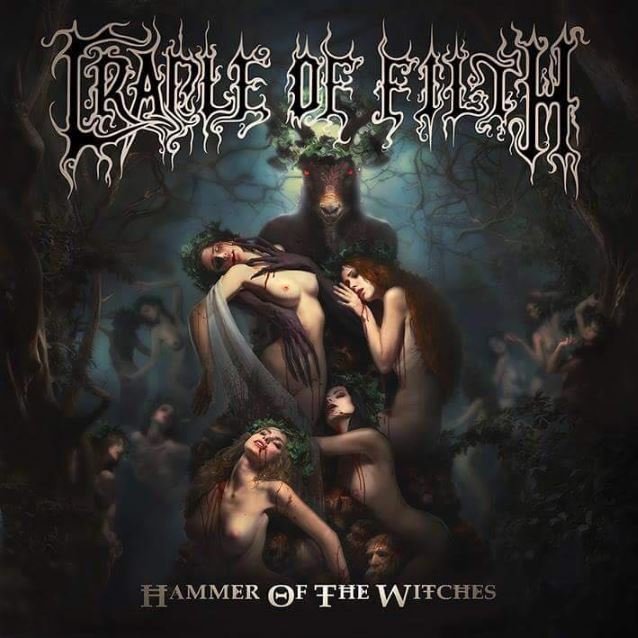 CRADLE OF FILTH – HAMMER OF THE WITCHES ALBUM REVIEW