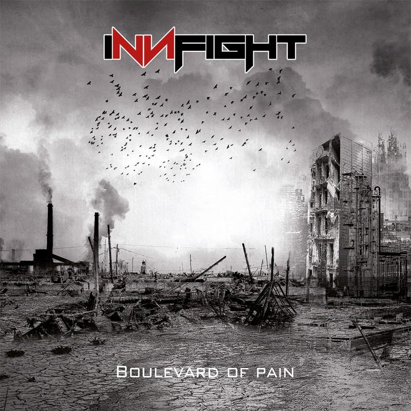 INNFIGHT 'Boulevard Of Pain' Album Details Revealed