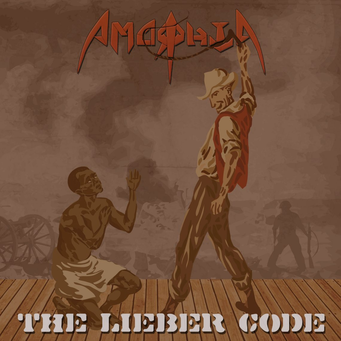 Amorphia – The Lieber Code (single)