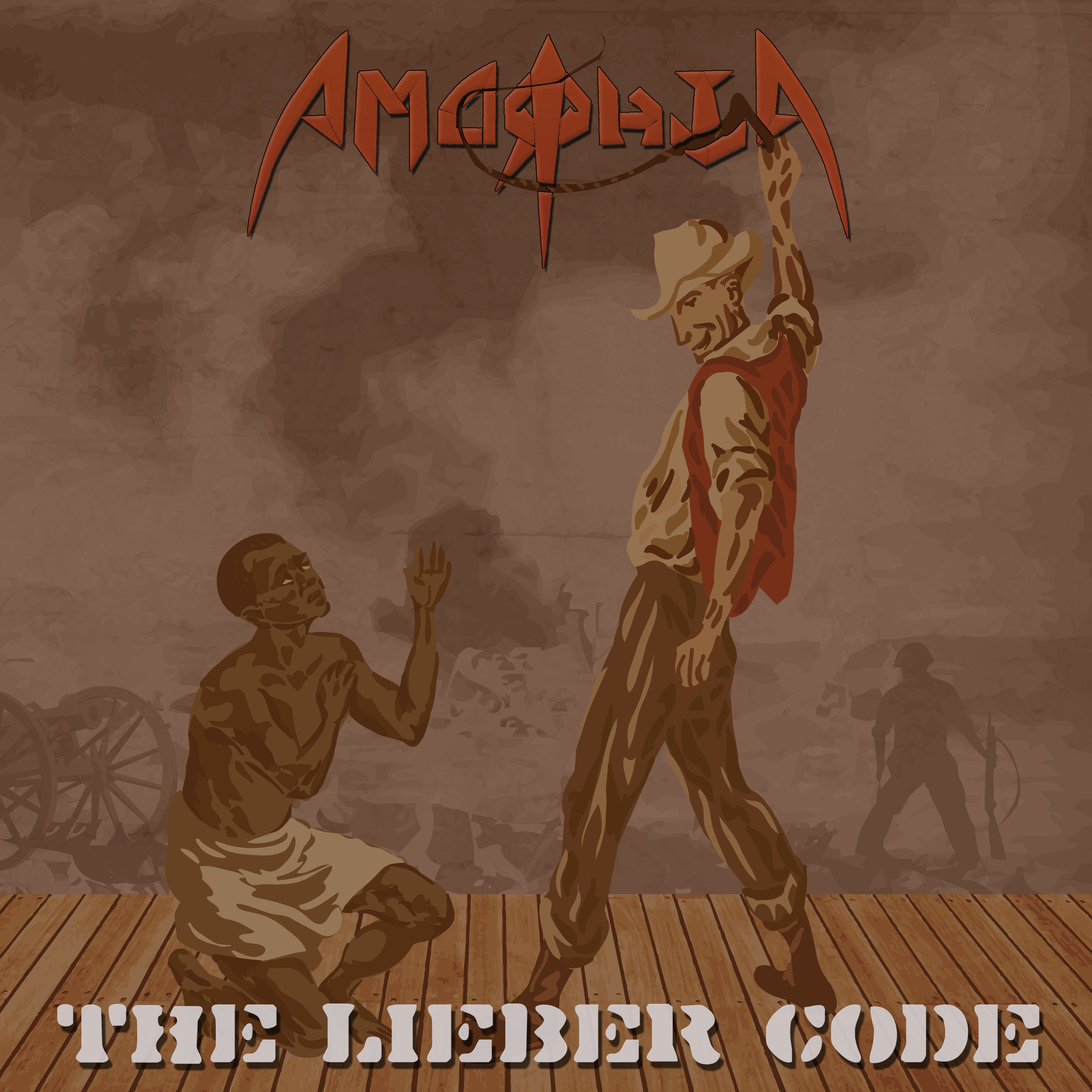 Amorphia – The Lieber Code (single)