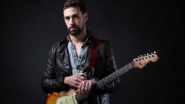 Dan Patlansky supports Joe Satriani in 10 European countries