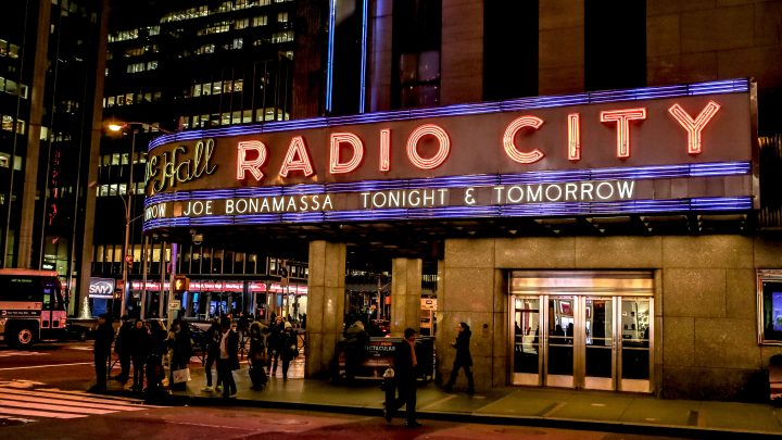 JOE BONAMASSA 2015 UK OCTOBER TOUR