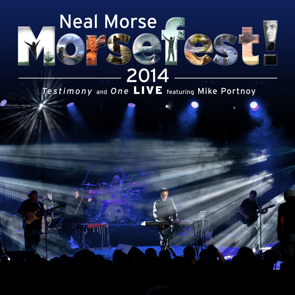 Neal Morse – Morsefest 2014 album & DVD review