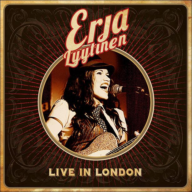 Erja Lyytinen Announces New Album & Tour