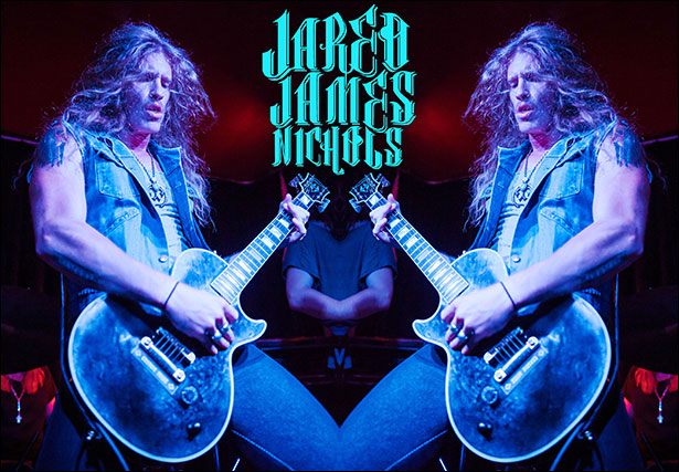 "Jared James Nichols to release ""Highwayman EP"" Ft. ""We're An American Band"""