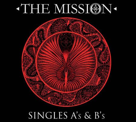 The Mission – Singles A's & B's – CD Review