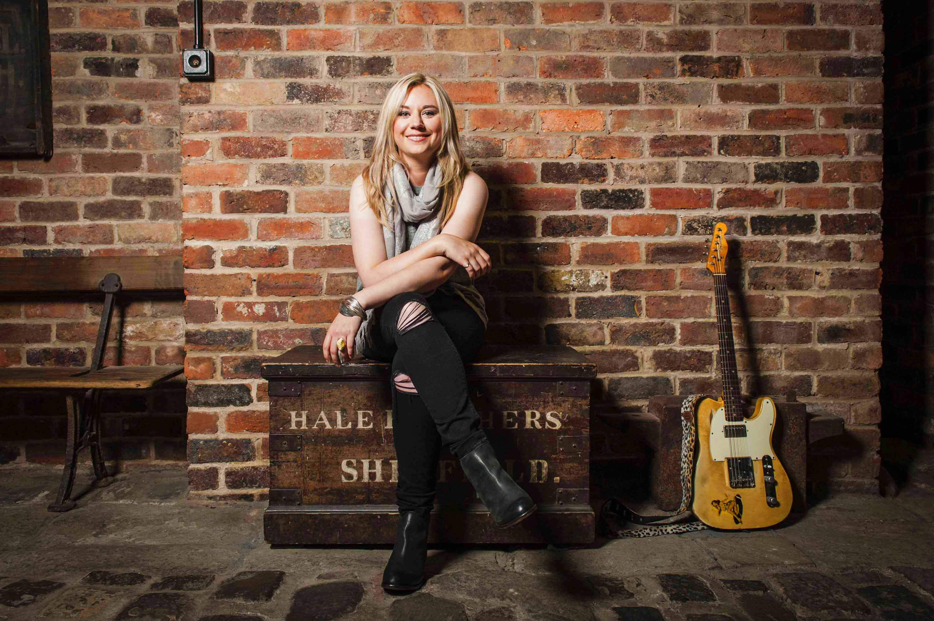 JOANNE SHAW TAYLOR ANNOUNCES MARCH 2020 UK TOUR