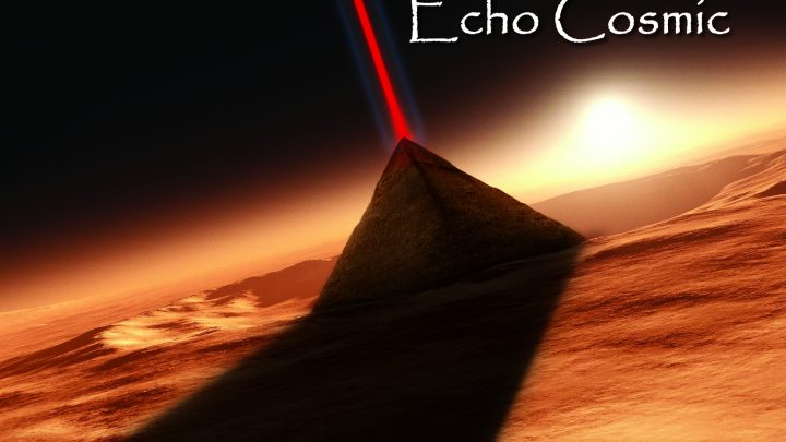 PYRAMIDS ON MARS New Album 'Echo Cosmic'
