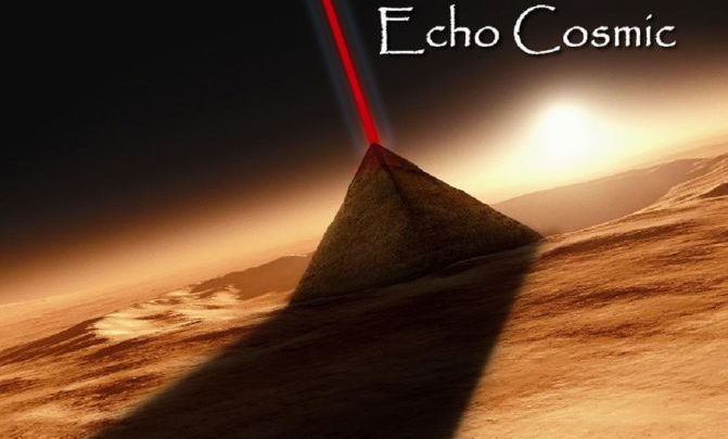 Pyramids On Mars – Echo Cosmic. CD Review