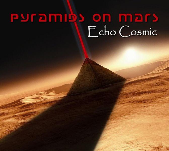 Pyramids On Mars – Echo Cosmic. CD Review