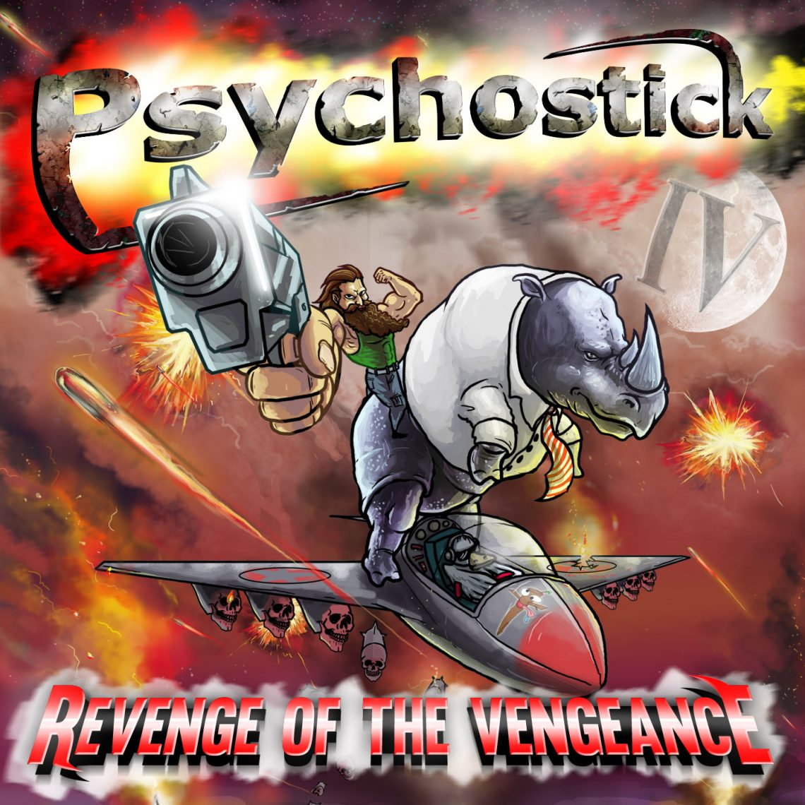 PSYCHOSTICK Announce October Dates