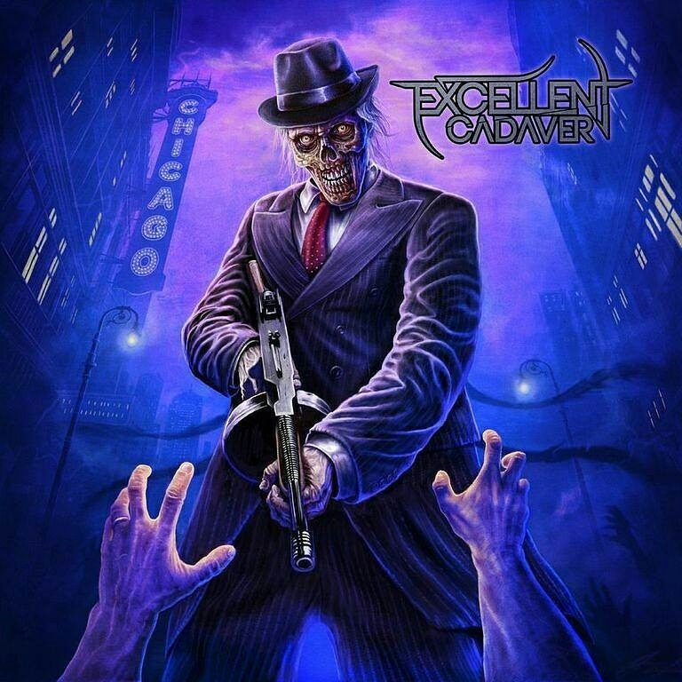 Excellent Cadaver – Self Titled EP – CD Review