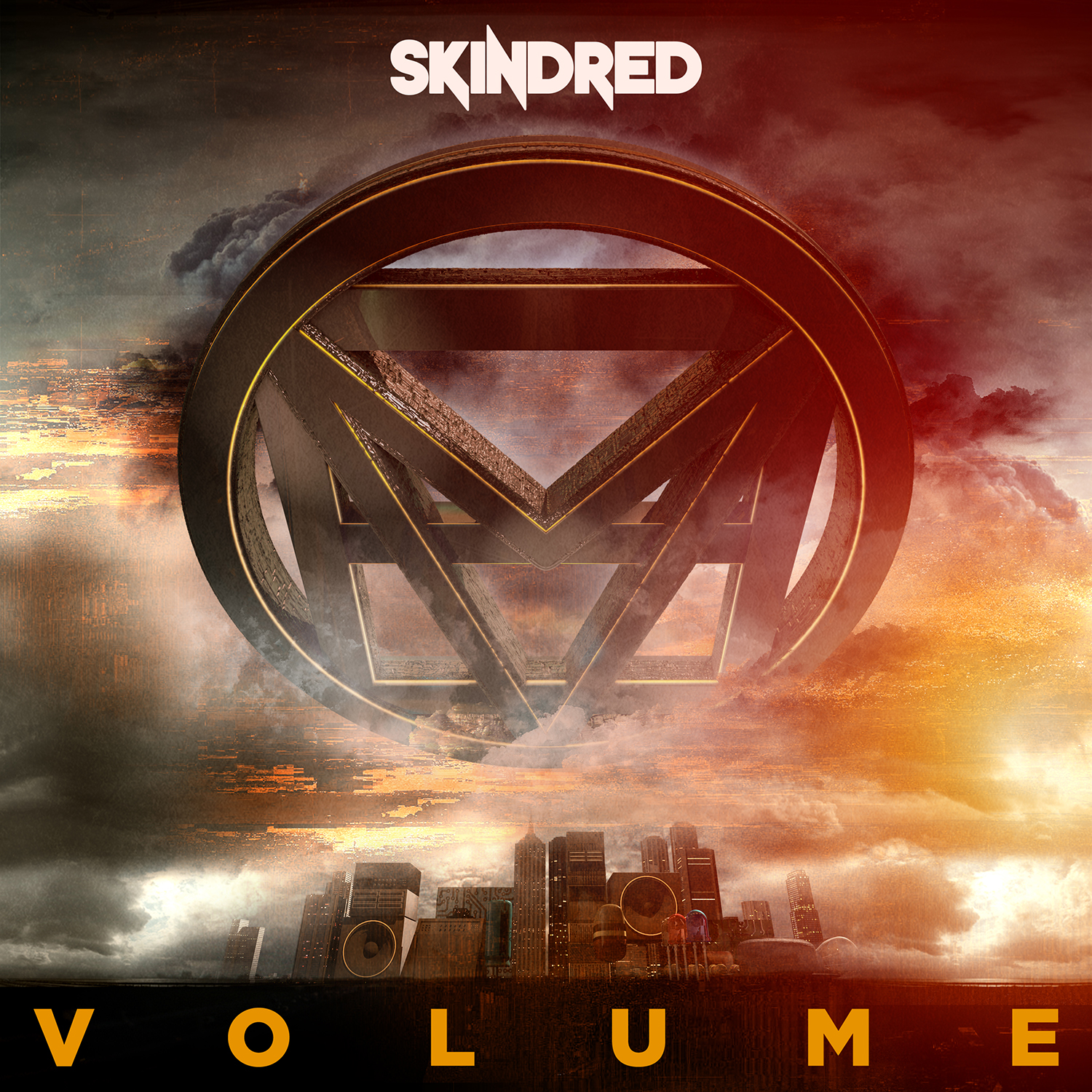 Skindred – Volume