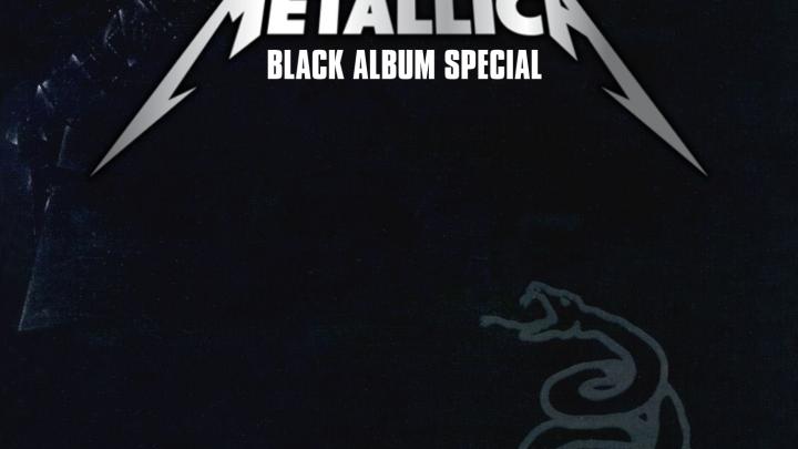 Bonus Episode: Metallica Black Album Special With David Masciotra