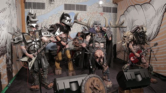 "GWAR returns to the A.V. Club ""Undercover"" series for the fourth time!"