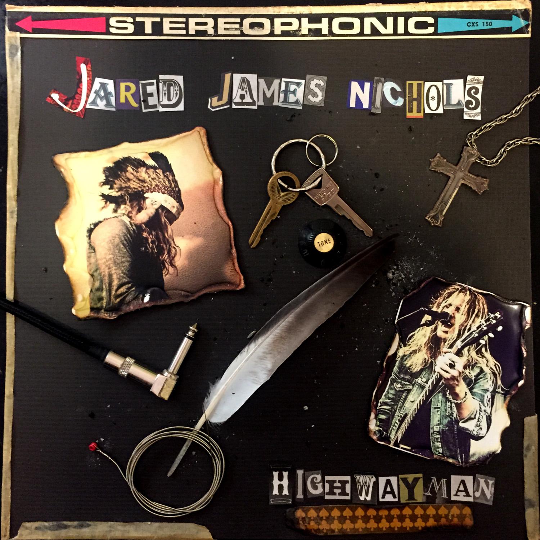 JARED JAMES NICHOLS – HIGHWAYMAN EP – CD REVIEW