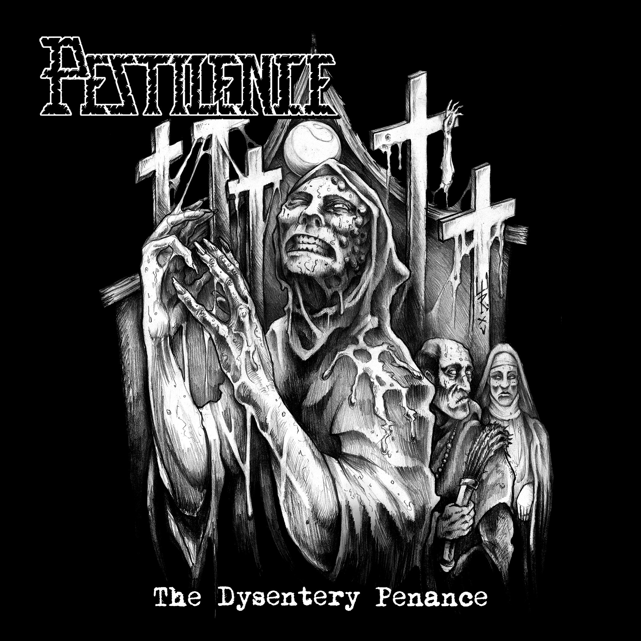 Pestilence – The Dysentery Penance – CD Review