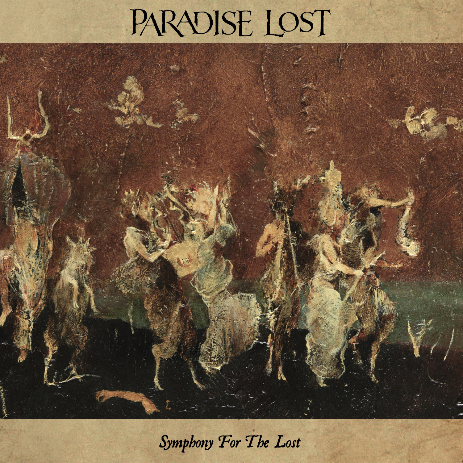 PARADISE LOST ANNOUNCE LIVE ALBUM 'SYMPHONY FOR THE LOST'
