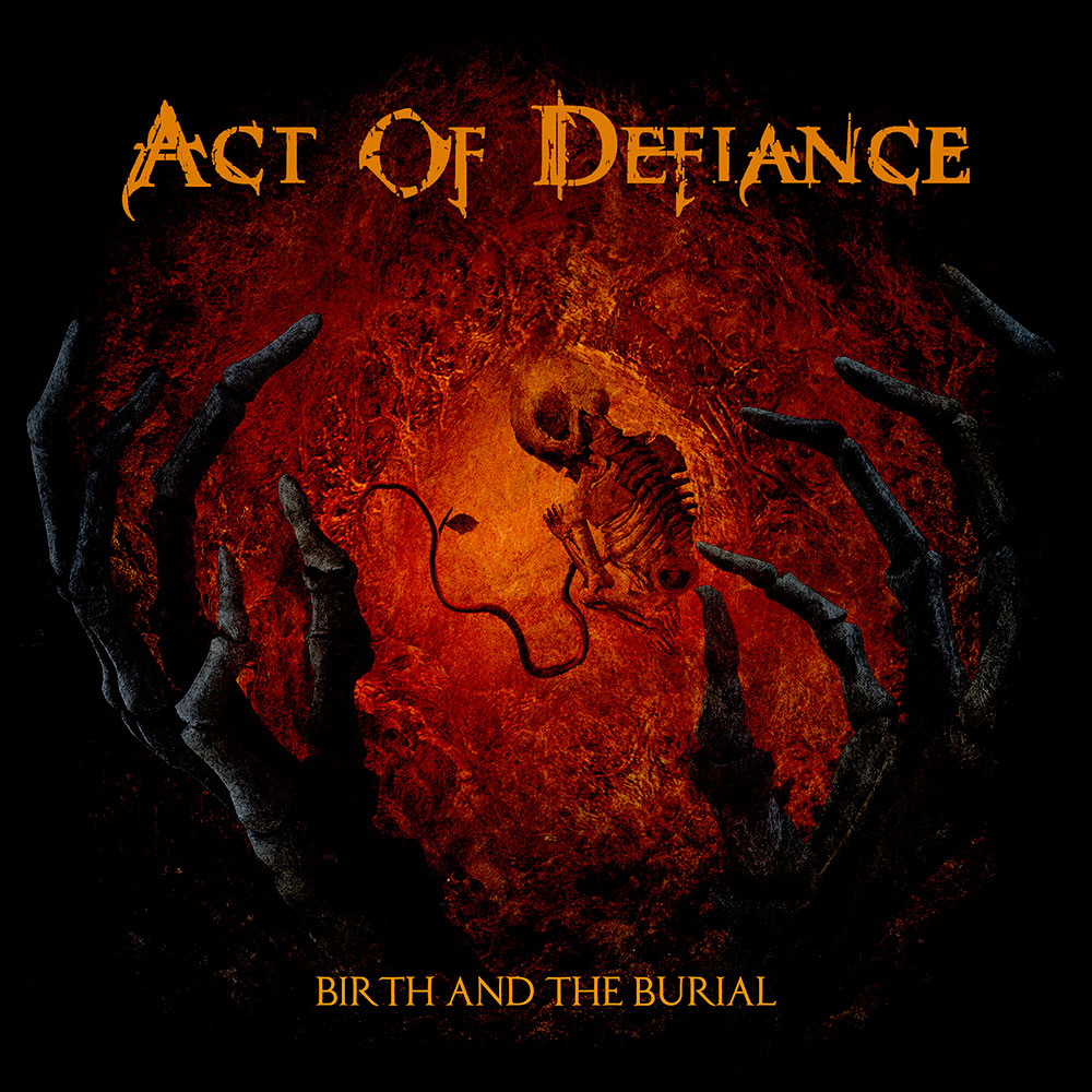 CHRIS BRODERICK – ACT OF DEFIANCE interview