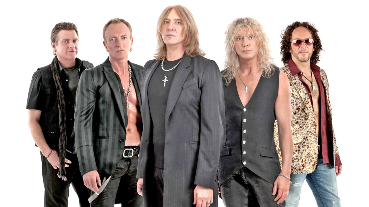"""Def Leppard"" Worldwide Album Release Date: 30th October 2015"
