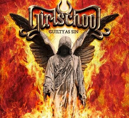 GIRLSCHOOL … 'GUILTY AS SIN' New Album & Tour