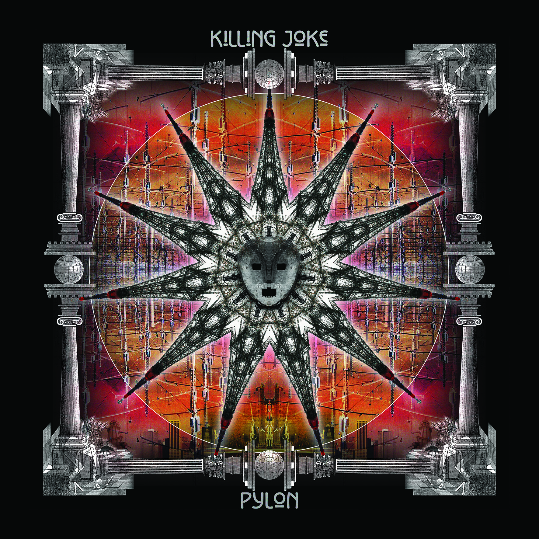 KILLING JOKE – PYLON CD REVIEW