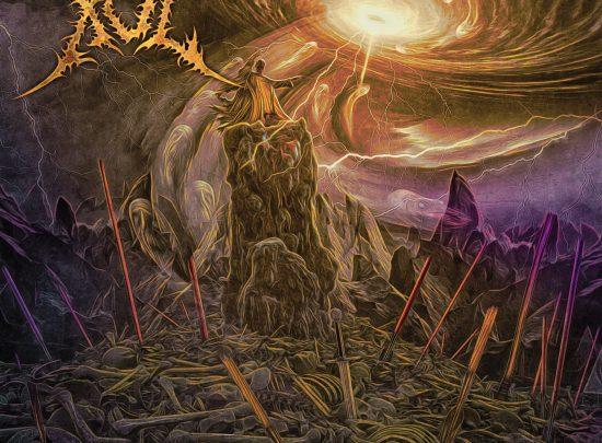 XUL – Malignance (Reissue)