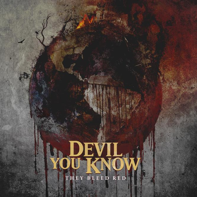 Devil You Know – They Bleed Red