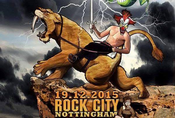 ACID REIGN JOIN THE LAWNMOWER DETH XMAS SHOW LINE UP!