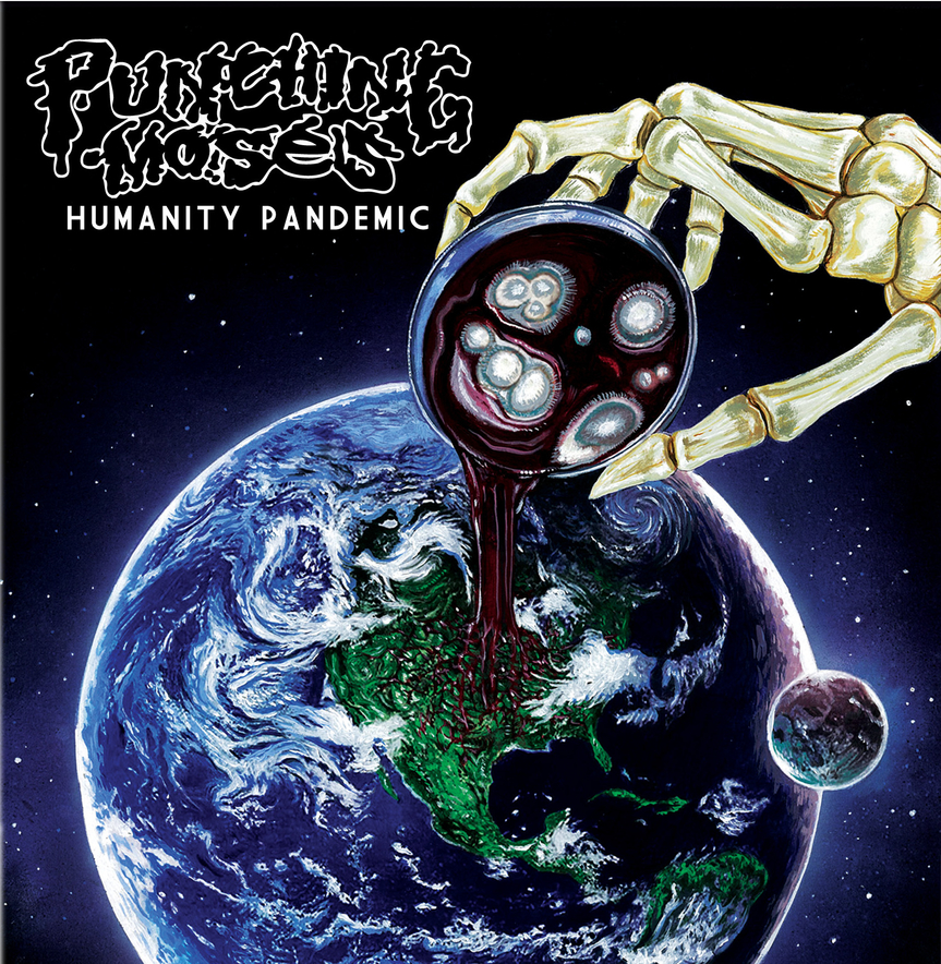 Punching Moses – Humanity Pandemic EP – CD Review