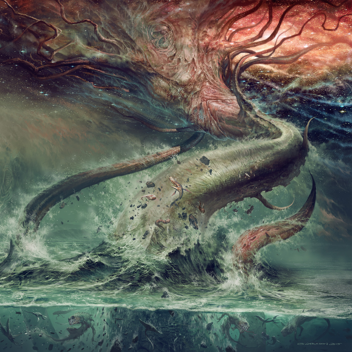 Sulphur Aeon – Gateway to the Antisphere