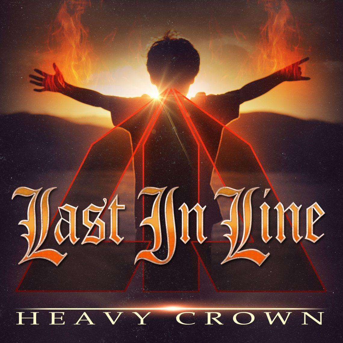 """LAST IN LINE (EX DIO MEMBERS) – DEBUT ALBUM – """"HEAVY CROWN"""""""