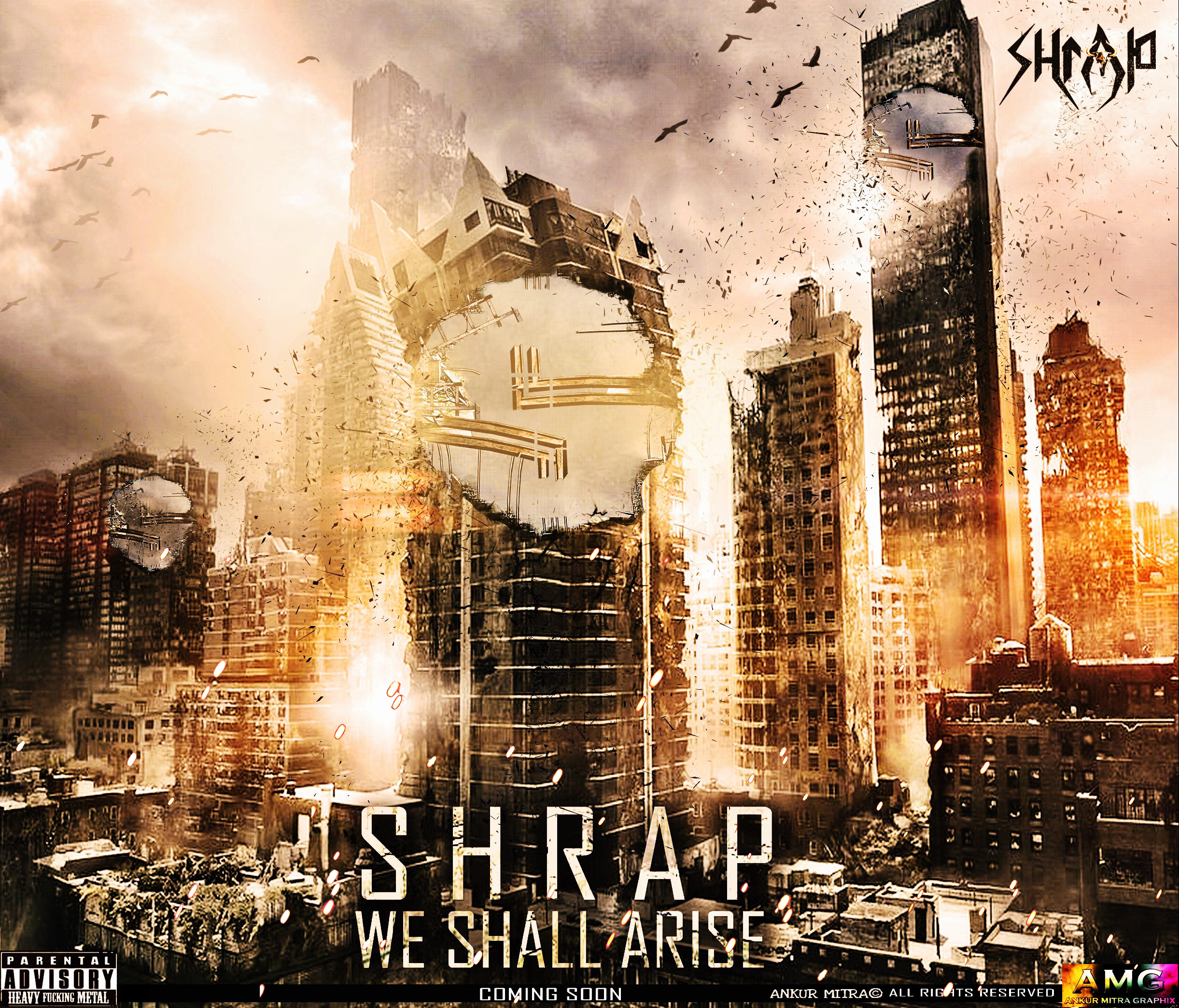 SHRAP – We Shall Arise EP