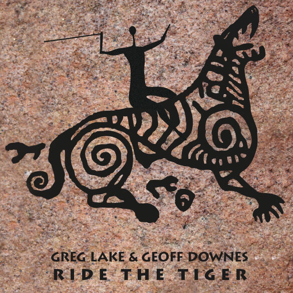 Greg Lake & Geoff Downes – Ride The Tiger CD Review